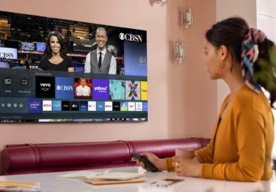 Cuatro formas de aprovechar al máximo las funciones  de su televisor inteligente Samsung