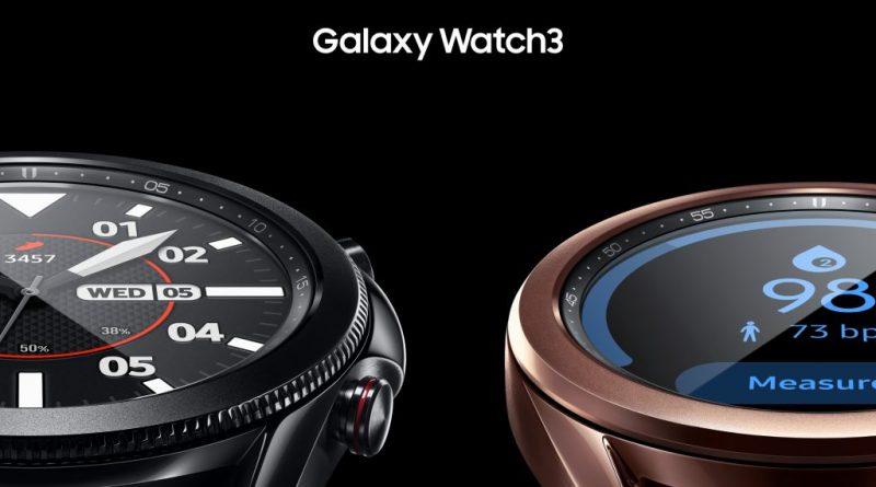 Conoce las funciones avanzadas del Galaxy Watch3 para monitorear la salud