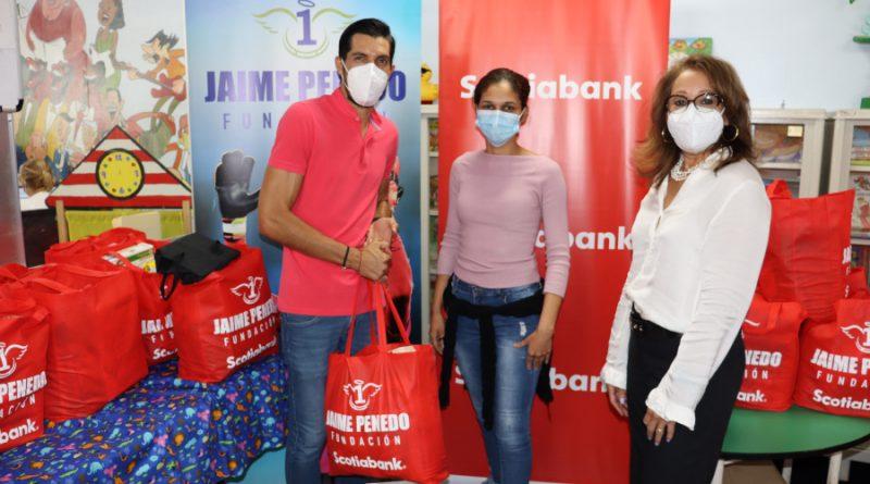 Scotiabank realiza donación al Hospital del Niño