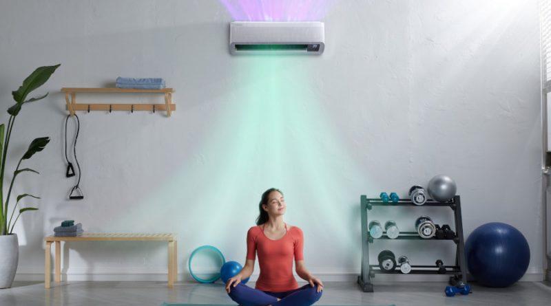 Ahorre electricidad sin pasar calor con los nuevos aires acondicionados WindFree de Samsung