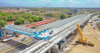 Proyecto Ramal de la Línea 2 presenta un avance de 68%