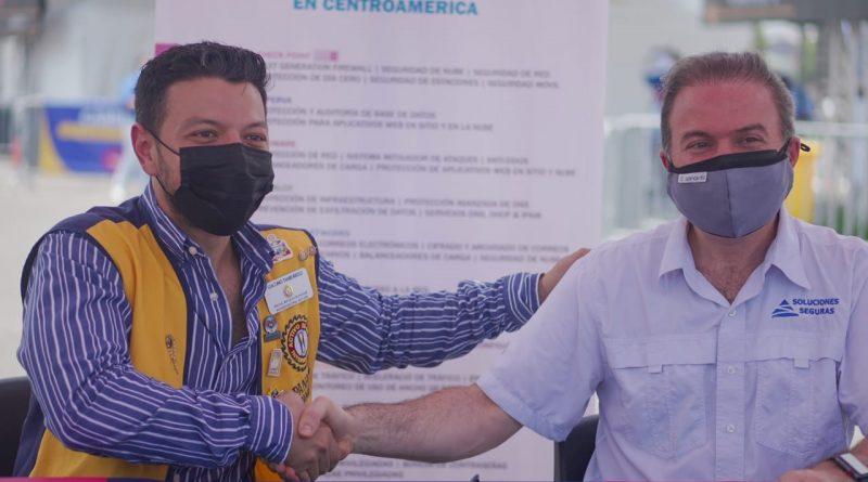 Soluciones seguras se suma como donante especial de la Vacunaton 20-30