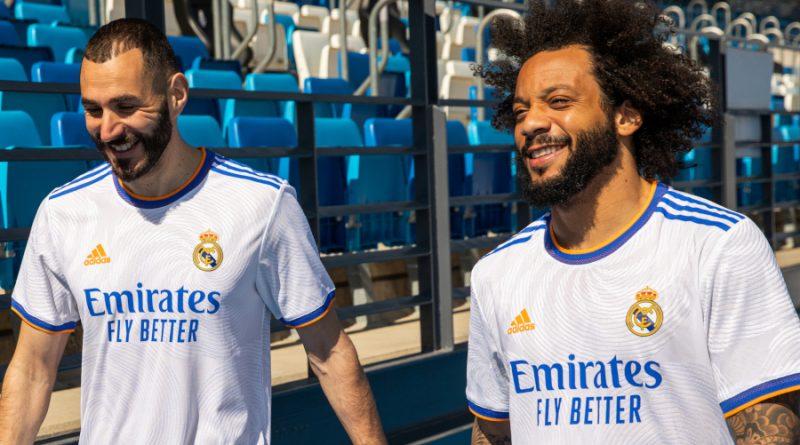 ADIDAS y REAL MADRID presentan la nueva camiseta de local para la temporada 2021/22, un símbolo de la comunidad del Real Madrid unida en una sola voz. He aquí la grandeza.