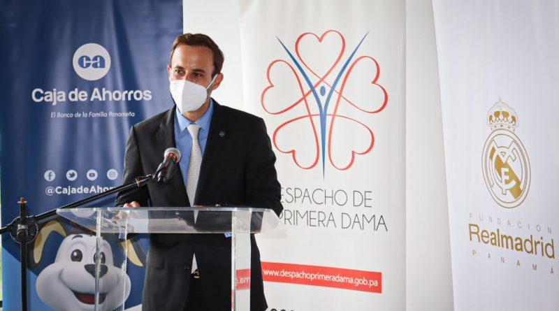 Caja de Ahorros respalda a la Fundación Real Madrid