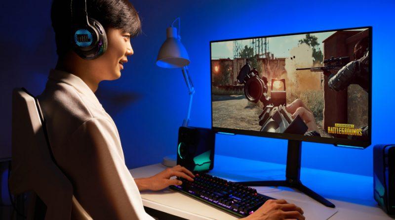 """Monitores Odyssey 2021 de Samsung  harán que tus juegos """"superen la realidad"""""""