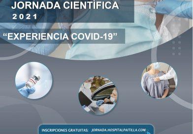 Secuelas psicológicas y neurológicas de COVID-19 en el primer día de Jornada Científica