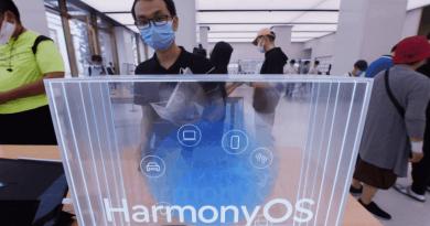 Huawei HarmonyOS 2 ahora superan los 100 millones de usuarios