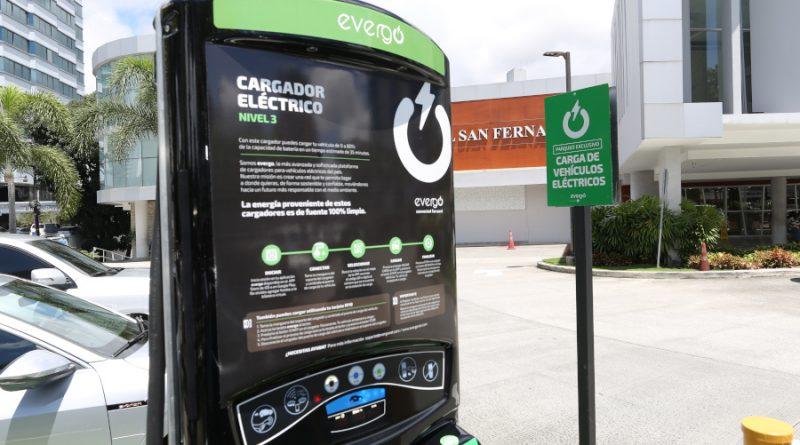 EVERGO lleva la movilidad eléctrica a 8 provincias del país en su primer año de operación