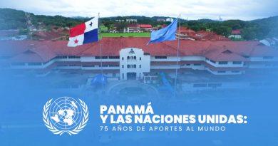 """Sertv presenta: """"Panamá y las Naciones Unidas: 75 años de aportes al mundo"""""""